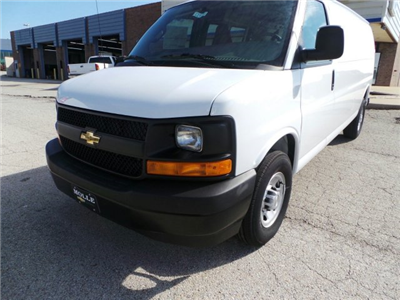 2017 Express 2500 Cargo Van #C14724 - photo 7