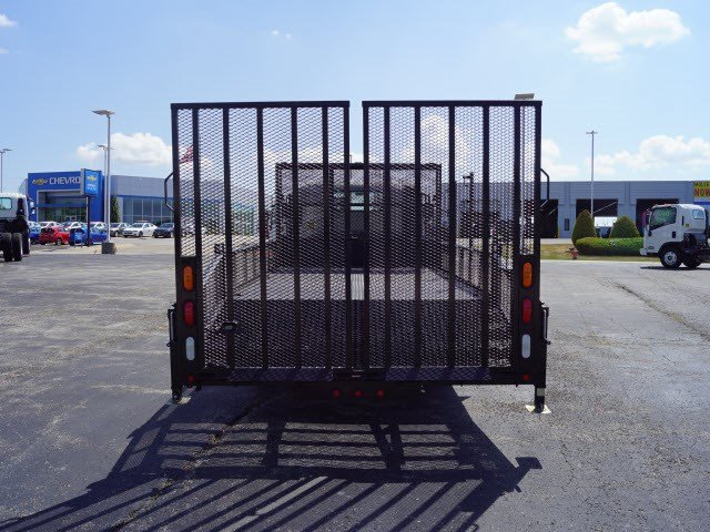 2017 LCF 4500XD Regular Cab 4x2,  Economy MFG Co. Dovetail Landscape #C14935 - photo 10