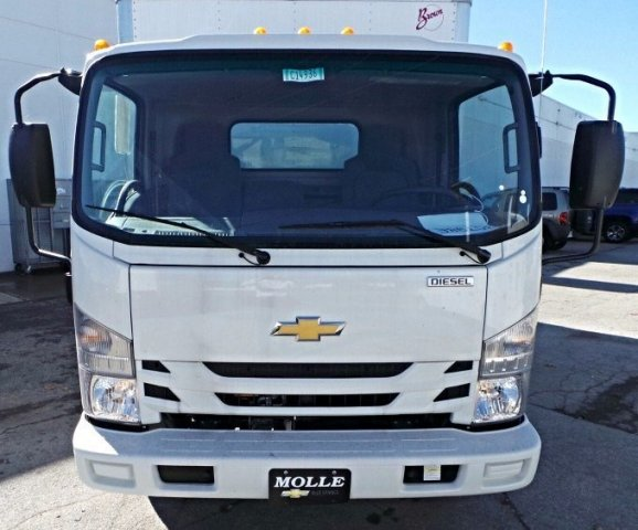 2017 LCF 4500XD Regular Cab Dry Freight #C14936 - photo 3