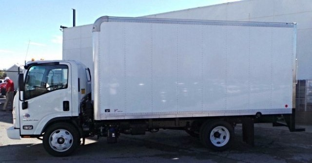 2017 LCF 4500XD Regular Cab Dry Freight #C14936 - photo 2