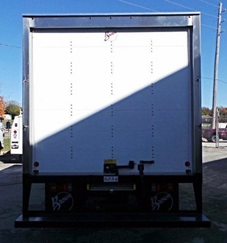 2017 LCF 4500XD Regular Cab Dry Freight #C14936 - photo 5