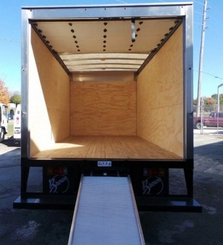2017 LCF 4500XD Regular Cab Dry Freight #C14936 - photo 11