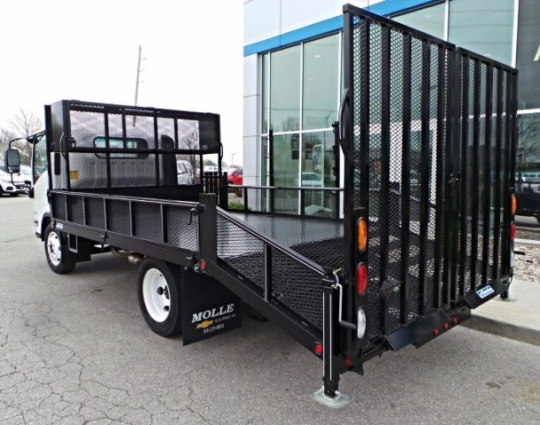 2016 LCF 4500 Regular Cab, Economy MFG Co. Dovetail Landscape #C15204 - photo 5