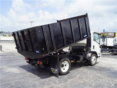 2016 LCF 4500 Regular Cab 4x2,  Landscape Dump #C15221 - photo 2