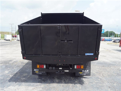 2016 LCF 4500 Regular Cab 4x2,  Landscape Dump #C15221 - photo 6