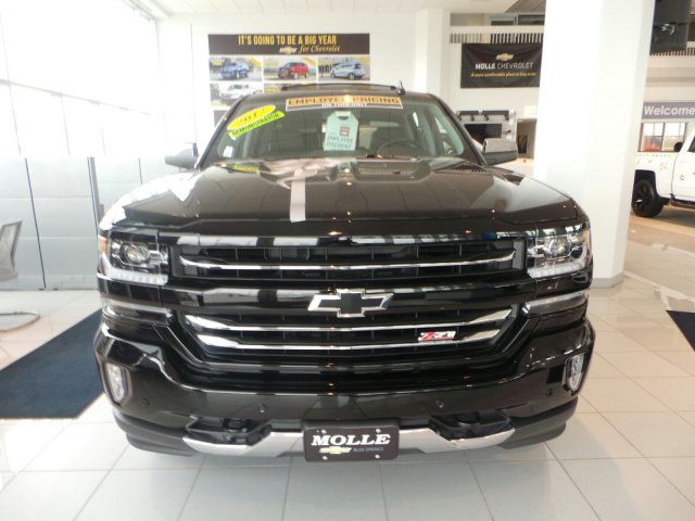 2017 Silverado 1500 Crew Cab 4x4 Pickup #C15469 - photo 9