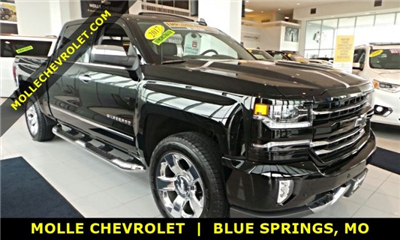 2017 Silverado 1500 Crew Cab 4x4 Pickup #C15469 - photo 1