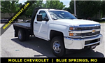 2017 Silverado 3500 Regular Cab 4x4 Platform Body #C15600 - photo 1