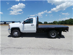 2017 Silverado 3500 Regular Cab 4x4 Platform Body #C15600 - photo 6