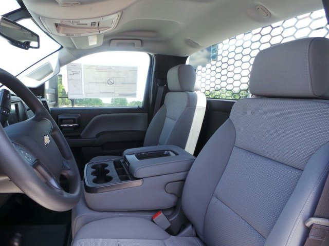 2017 Silverado 3500 Regular Cab 4x4, Knapheide PGNB Gooseneck Platform Body #C15632 - photo 10