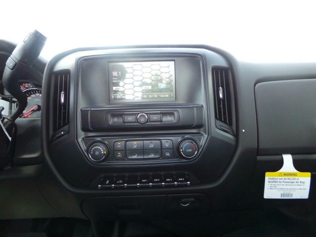 2017 Silverado 3500 Regular Cab 4x4, Knapheide PGNB Gooseneck Platform Body #C15632 - photo 14