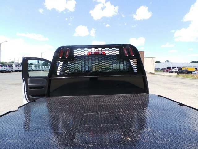 2017 Silverado 3500 Regular Cab DRW 4x4, Knapheide PGNB Gooseneck Platform Body #C15632 - photo 5