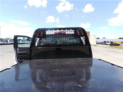 2017 Silverado 3500 Regular Cab 4x4, Knapheide PGNB Gooseneck Platform Body #C15632 - photo 5