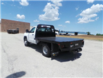 2017 Silverado 3500 Regular Cab 4x4, Knapheide PGNB Gooseneck Platform Body #C15632 - photo 6