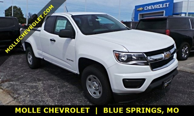 2018 Colorado Extended Cab 4x4, Pickup #C15798 - photo 1