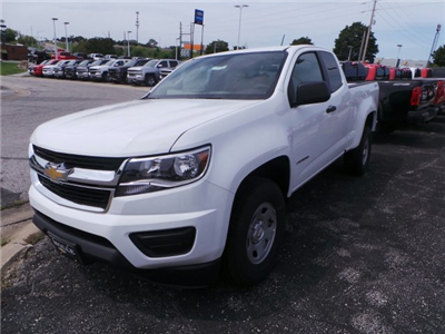 2018 Colorado Extended Cab 4x4, Pickup #C15798 - photo 7
