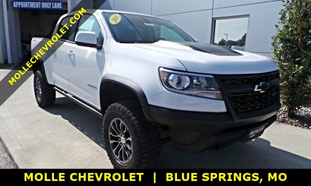 2018 Colorado Crew Cab 4x4, Pickup #C15844 - photo 1