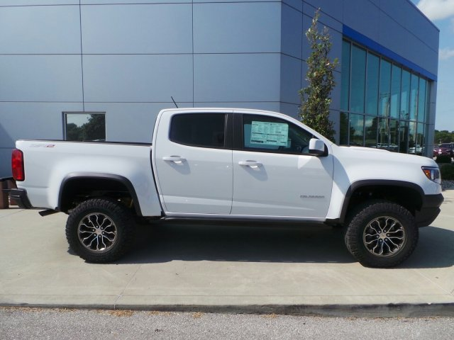2018 Colorado Crew Cab 4x4 Pickup #C15844 - photo 3