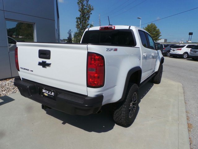 2018 Colorado Crew Cab 4x4 Pickup #C15844 - photo 2