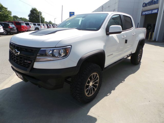 2018 Colorado Crew Cab 4x4 Pickup #C15844 - photo 8