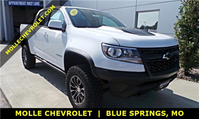 2018 Colorado Crew Cab 4x4 Pickup #C15844 - photo 1