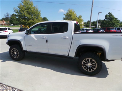 2018 Colorado Crew Cab 4x4 Pickup #C15844 - photo 7