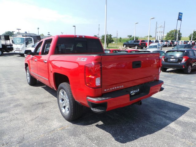 2017 Silverado 1500 Crew Cab 4x4 Pickup #C15872 - photo 6