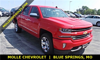2017 Silverado 1500 Crew Cab 4x4 Pickup #C15872 - photo 1
