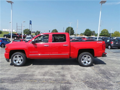 2017 Silverado 1500 Crew Cab 4x4, Pickup #C15872 - photo 7