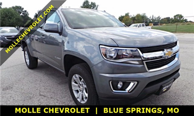 2018 Colorado Extended Cab 4x4 Pickup #C15876 - photo 1