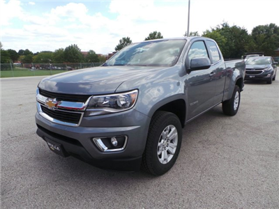 2018 Colorado Extended Cab 4x4 Pickup #C15876 - photo 8