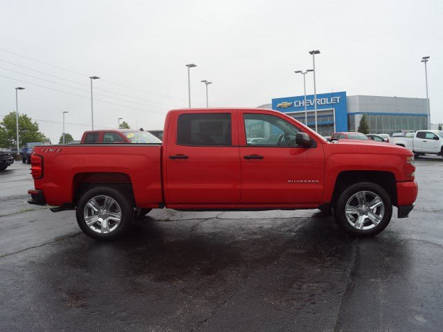 2018 Silverado 1500 Crew Cab 4x4,  Pickup #C15893 - photo 8