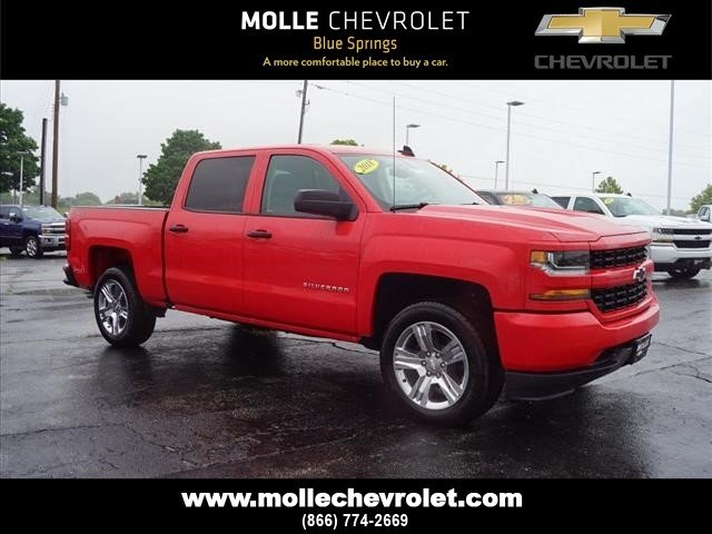 2018 Silverado 1500 Crew Cab 4x4,  Pickup #C15893 - photo 1