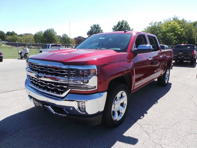2018 Silverado 1500 Crew Cab 4x4 Pickup #C15903 - photo 8