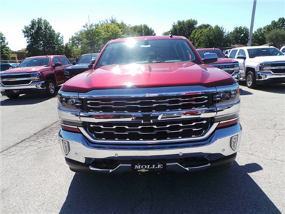 2018 Silverado 1500 Crew Cab 4x4 Pickup #C15903 - photo 9
