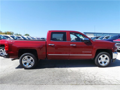 2018 Silverado 1500 Crew Cab 4x4 Pickup #C15903 - photo 3