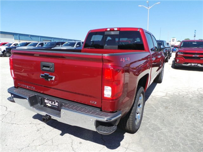 2018 Silverado 1500 Crew Cab 4x4 Pickup #C15903 - photo 2