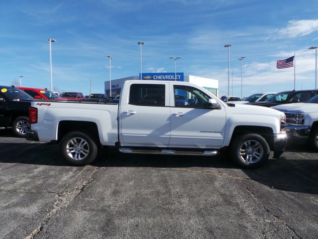 2018 Silverado 1500 Crew Cab 4x4, Pickup #C15908 - photo 5