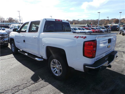 2018 Silverado 1500 Crew Cab 4x4, Pickup #C15908 - photo 4
