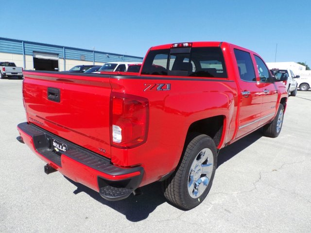 2018 Silverado 1500 Crew Cab 4x4 Pickup #C15926 - photo 2