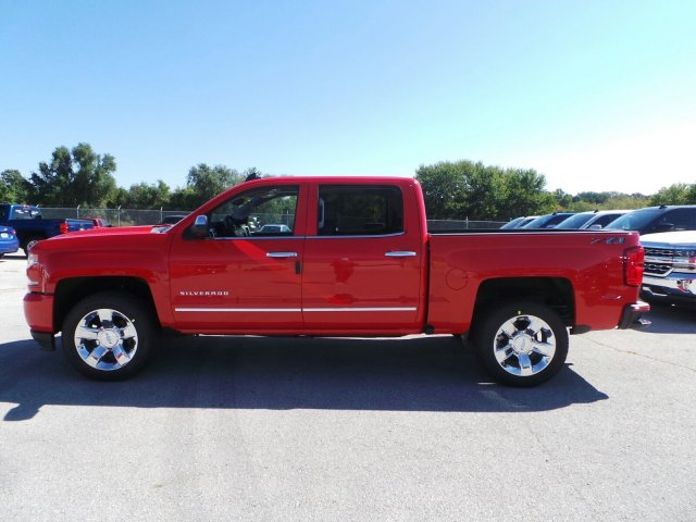 2018 Silverado 1500 Crew Cab 4x4 Pickup #C15926 - photo 7