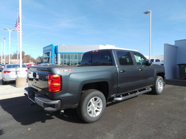 2018 Silverado 1500 Crew Cab 4x4, Pickup #C15927 - photo 2
