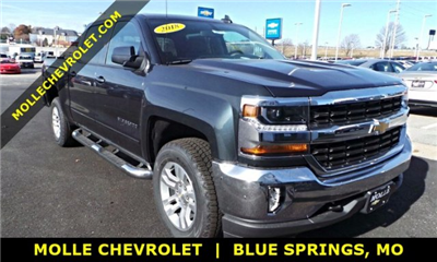 2018 Silverado 1500 Crew Cab 4x4, Pickup #C15927 - photo 1