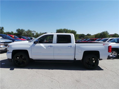 2018 Silverado 1500 Crew Cab 4x4, Pickup #C15939 - photo 7