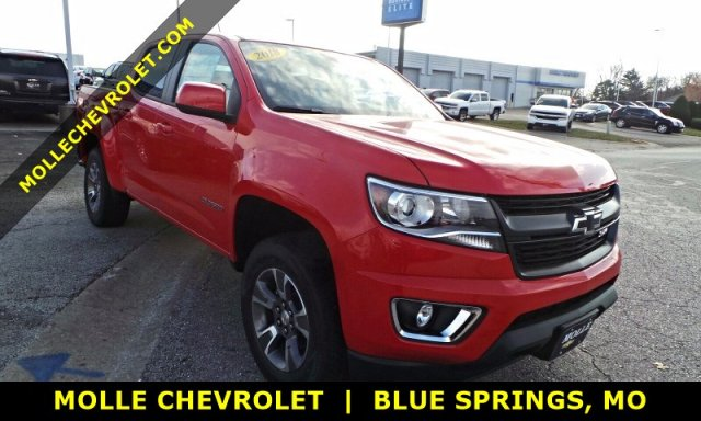 2018 Colorado Crew Cab 4x4, Pickup #C15964 - photo 1