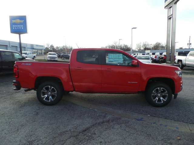 2018 Colorado Crew Cab 4x4, Pickup #C15964 - photo 3