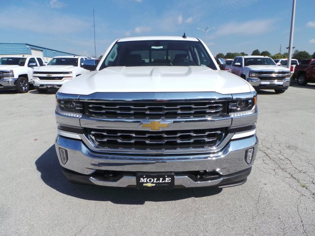 2018 Silverado 1500 Crew Cab 4x4, Pickup #C15976 - photo 9