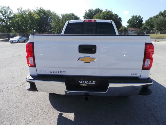 2018 Silverado 1500 Crew Cab 4x4, Pickup #C15976 - photo 4