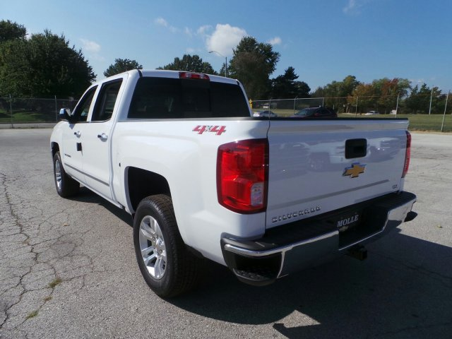 2018 Silverado 1500 Crew Cab 4x4, Pickup #C15976 - photo 6