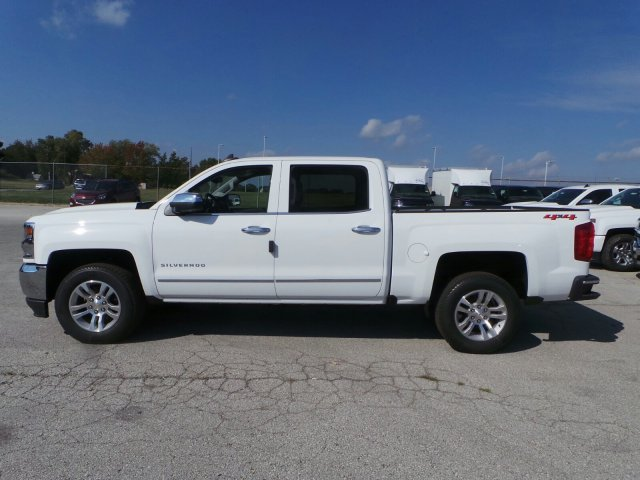2018 Silverado 1500 Crew Cab 4x4, Pickup #C15976 - photo 7